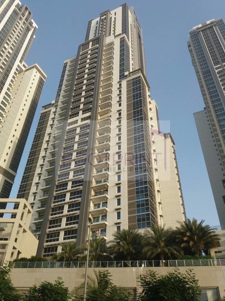 Very Big Bright 2BHK In Executive Towers