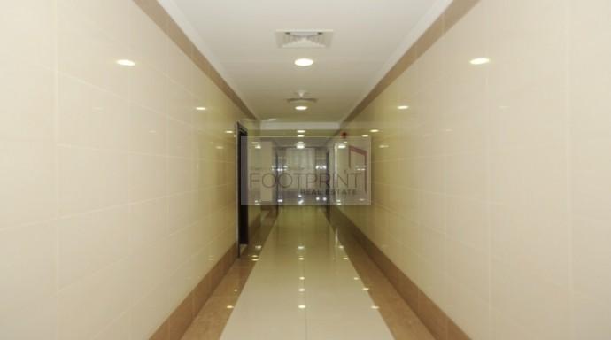 3 BR Hall near Metro st. 110k in 4 chqs.