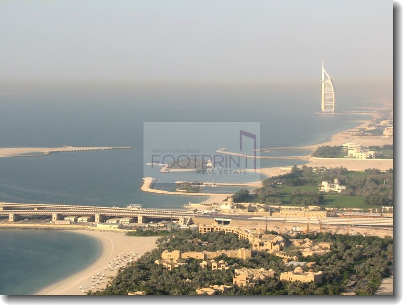 Marina View 3 BHK,Marina Pinnacle,Rented