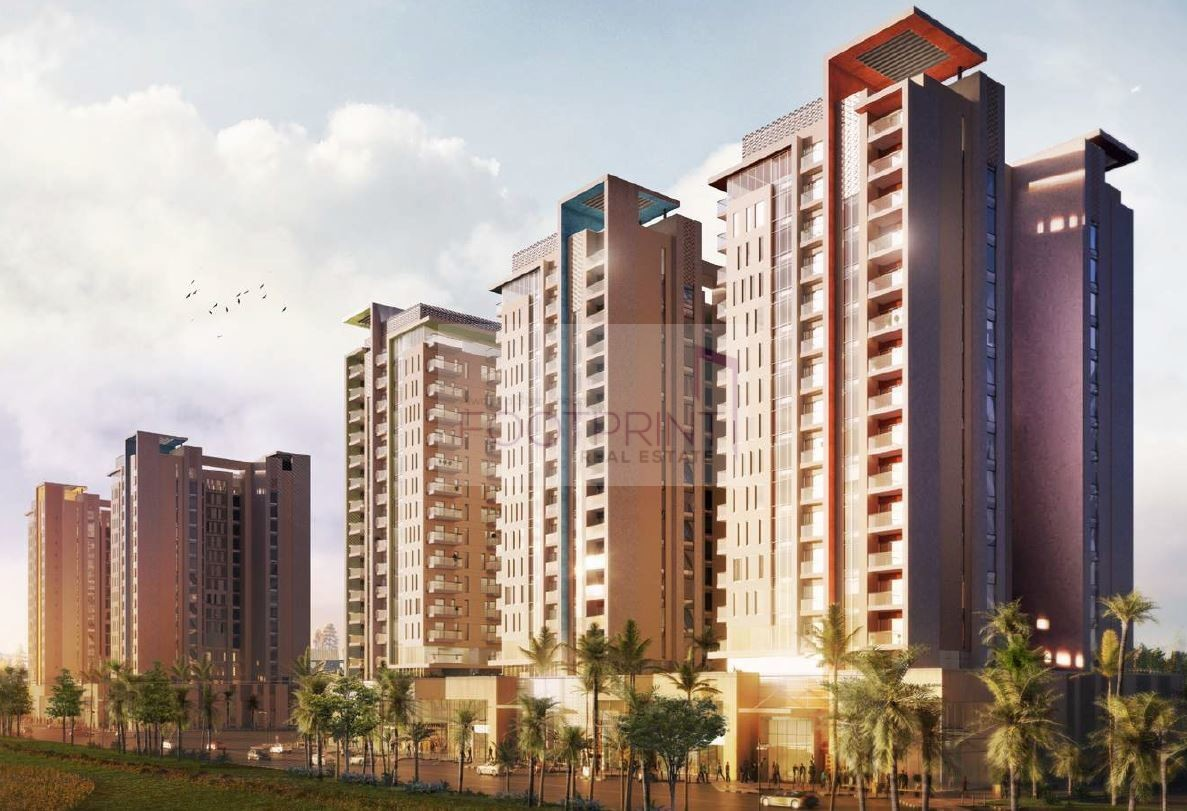 (1Br)Buy Now Pay In 3 Years After Completion, October 2018