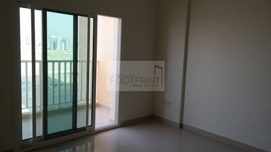 Beautiful 3BHK   With Maids Room  In 95K