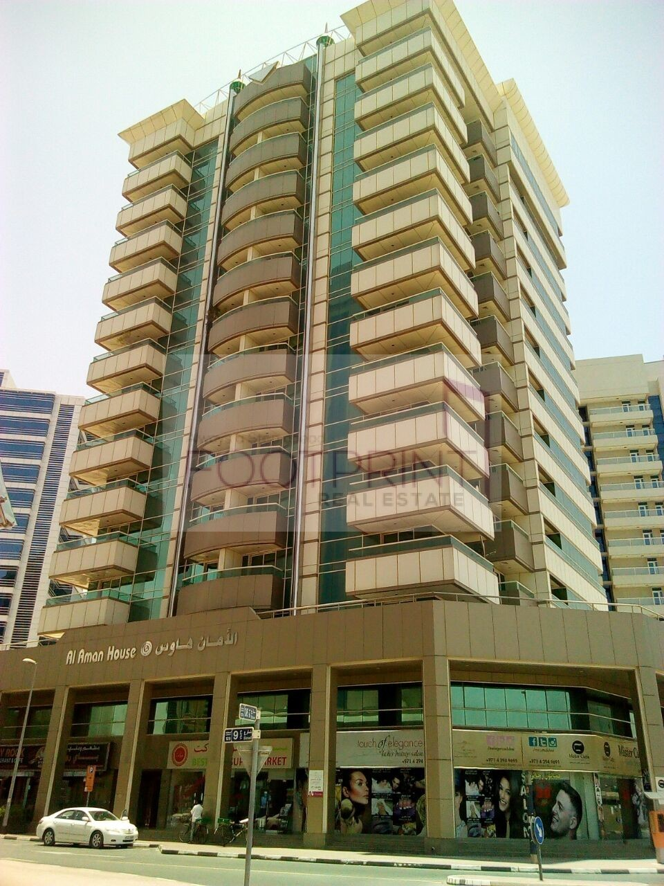 Spacious 2Br apartment for rent in Deira