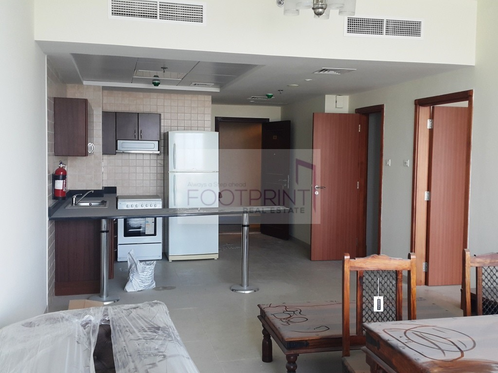 Luxury | 1BHK | Villa View | Rented 65k