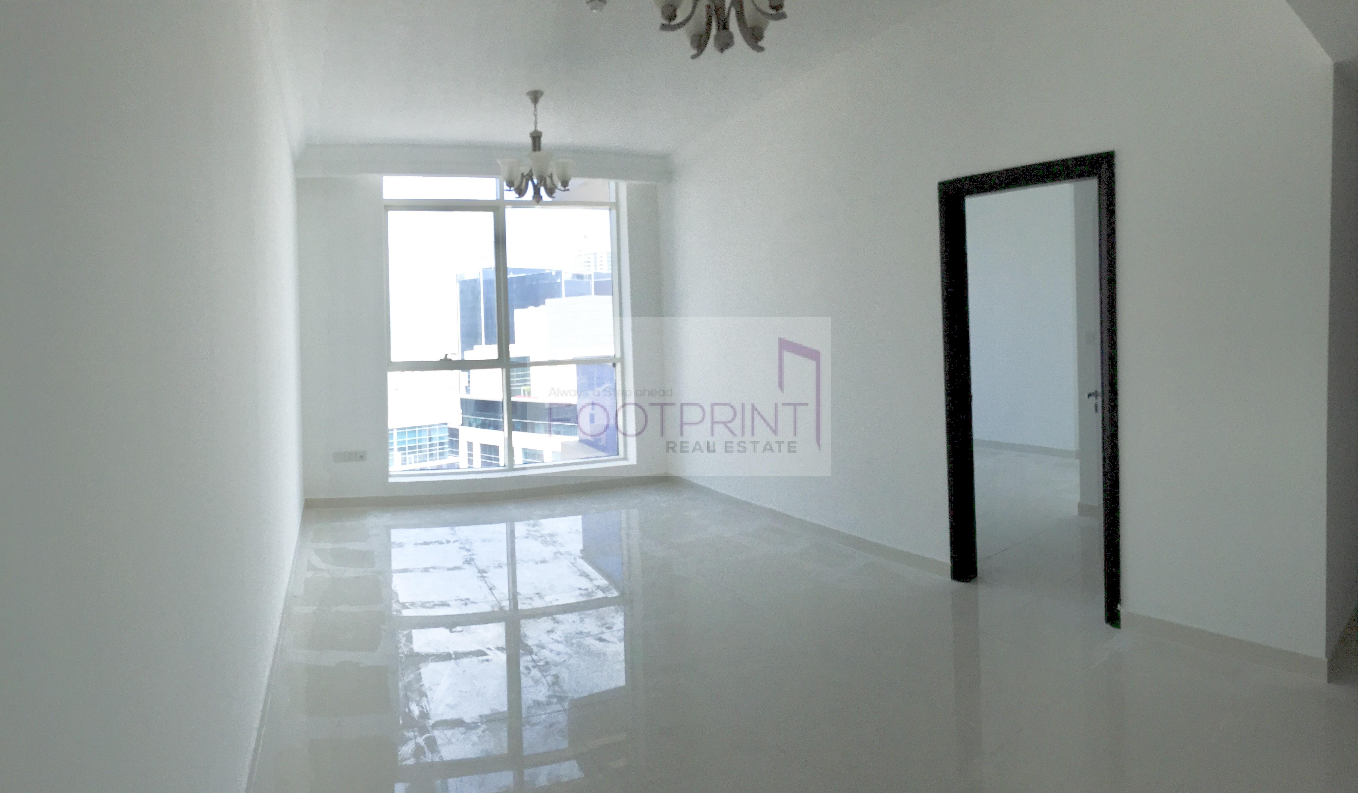 1BR Burj View W/ 1Month Chill&rent free!