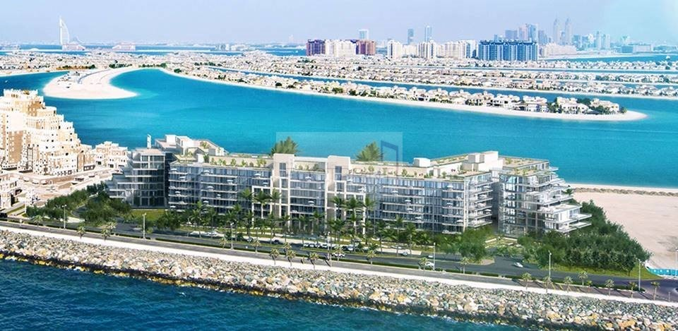 Flexible Payment plan 3 Br,Palm Jumeirah