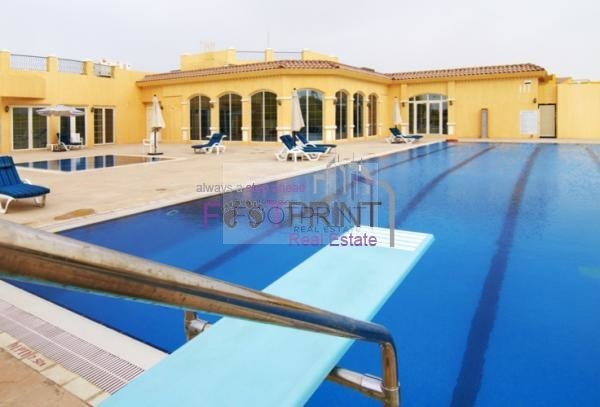 Ground Floor 2BR Villa For Rent  Al Waha