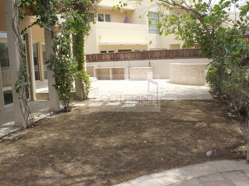 5BR With Garden Park View Villa Saheel 1