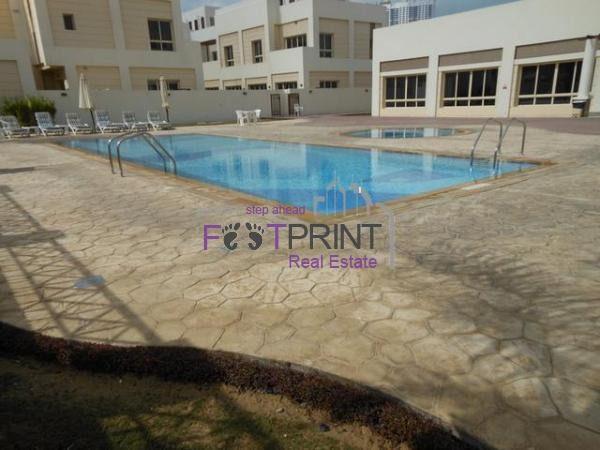 Al Barsha 3BR GATED COMMUNITY VILLA Rent