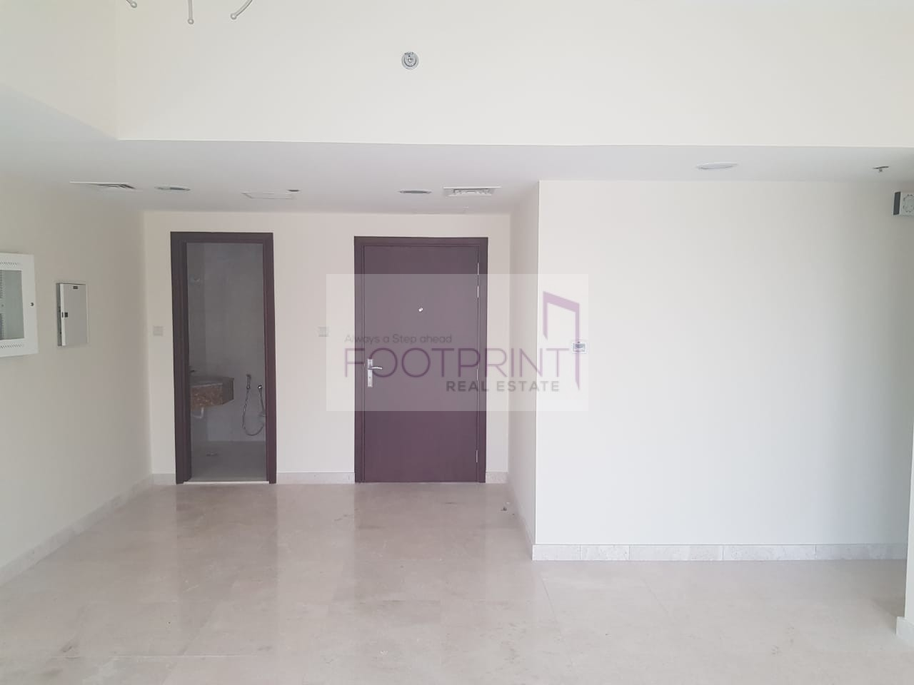 One Bhk With  Good View in safeer tower.