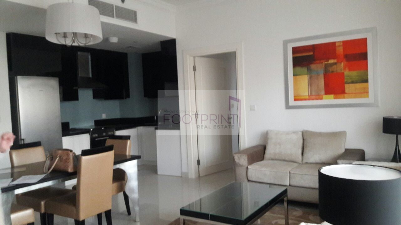 Brand New  Furnished 1BR /Sale/Nice View