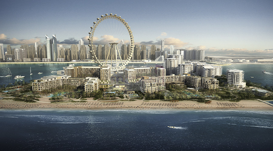 DUBAI EYE | SPLENDID VIEW | BLUEWATERS |