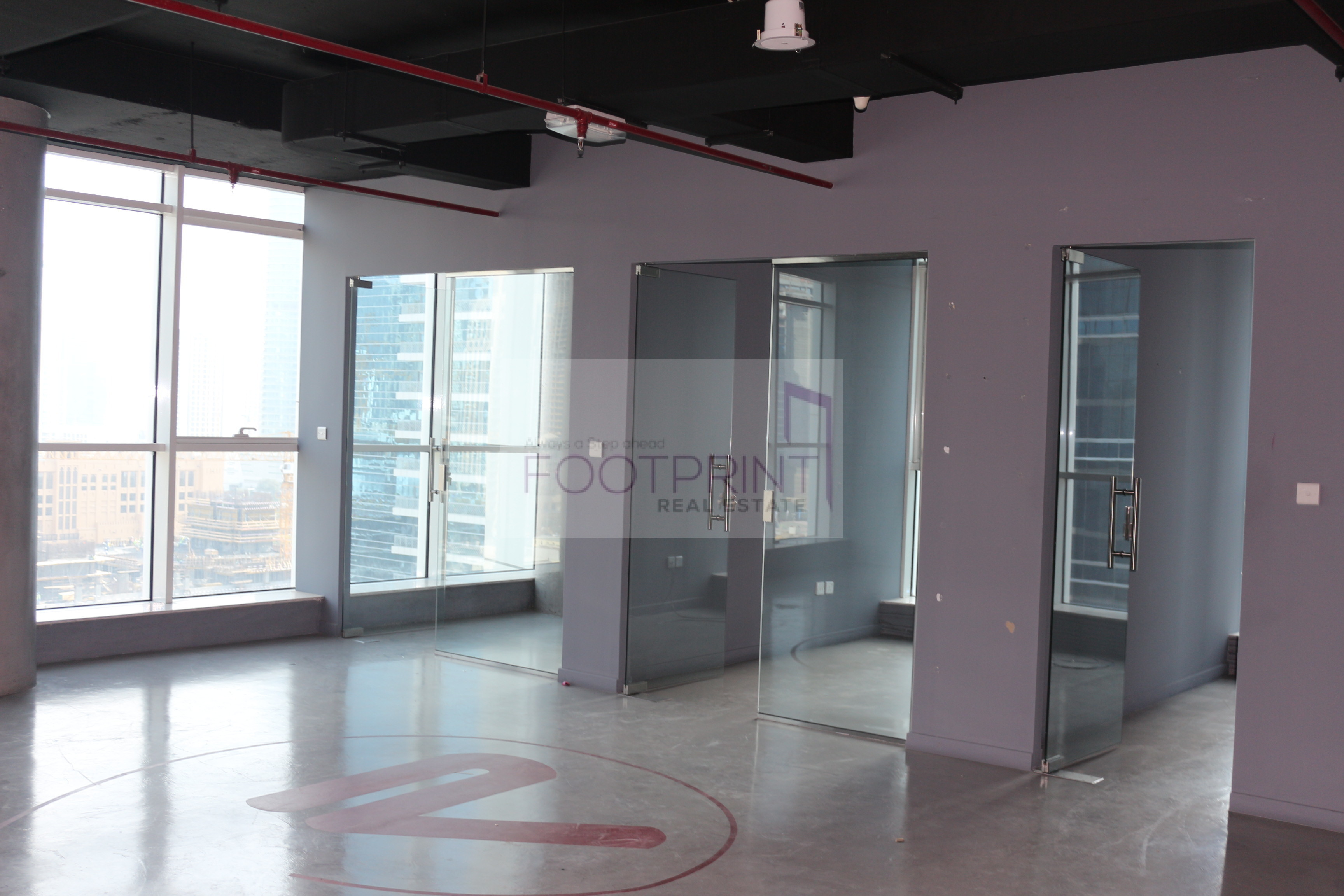 Fitted, Partitioned Office| Lake Central