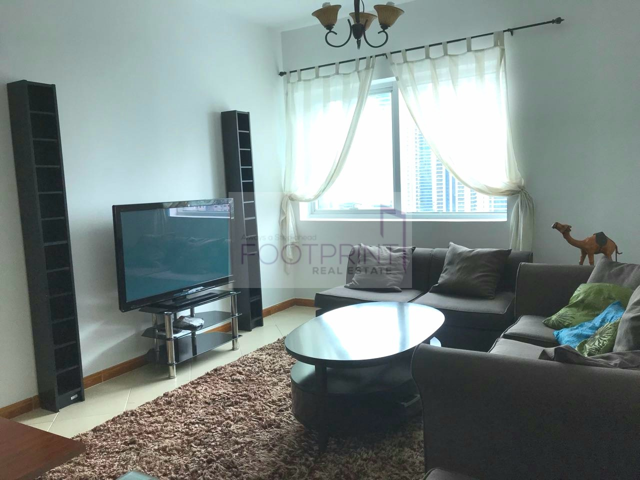Spacious 1BR| Furnished| Close to Metro