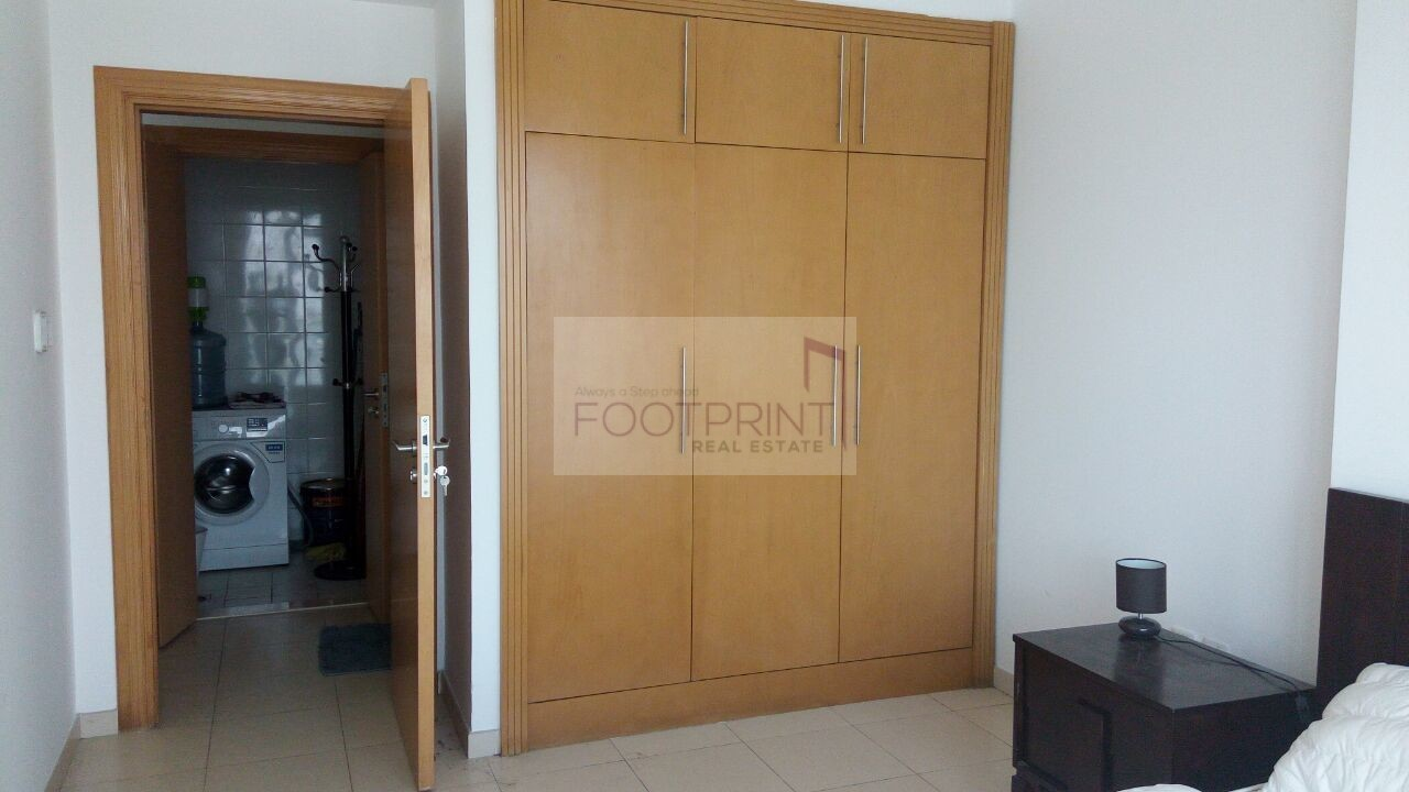 Furnished 1BR | Spacious & Bright Unit |