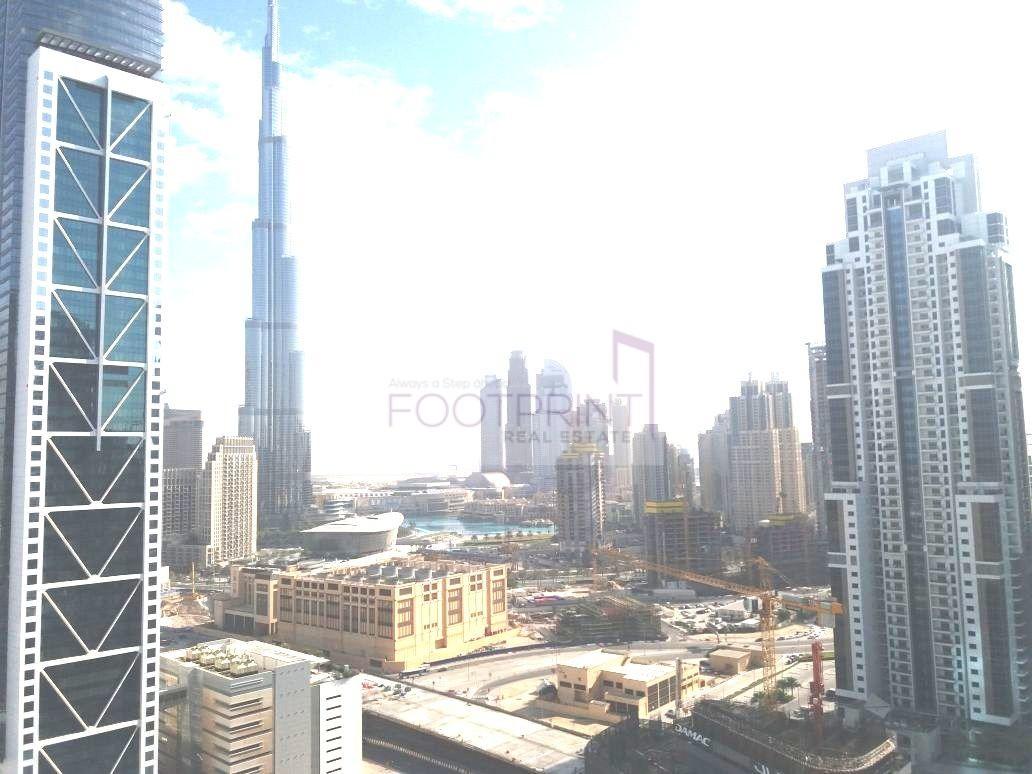 2BHK With Burj Fountain View Near Metro.