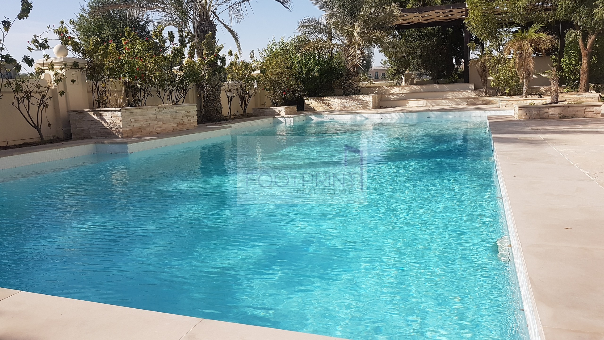 Spacious Landscaped With Massive Pool !!