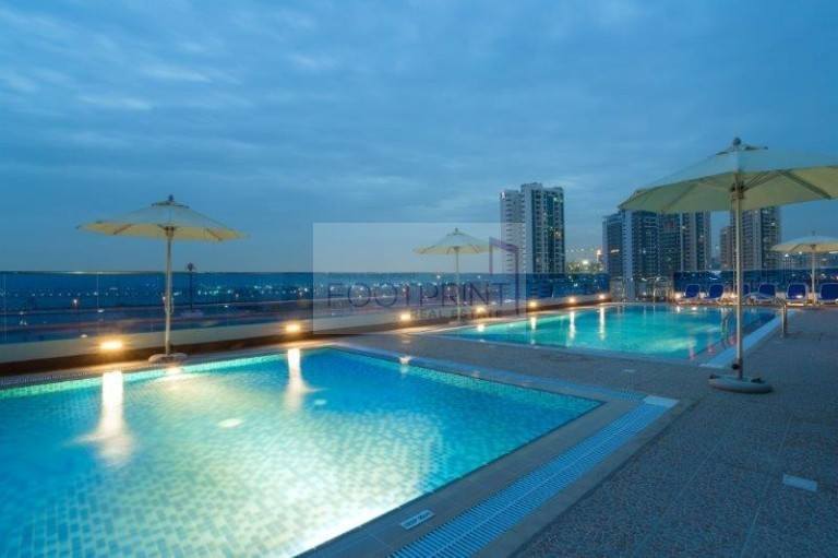 Beautiful 2BHK Canal View +1 Month free.