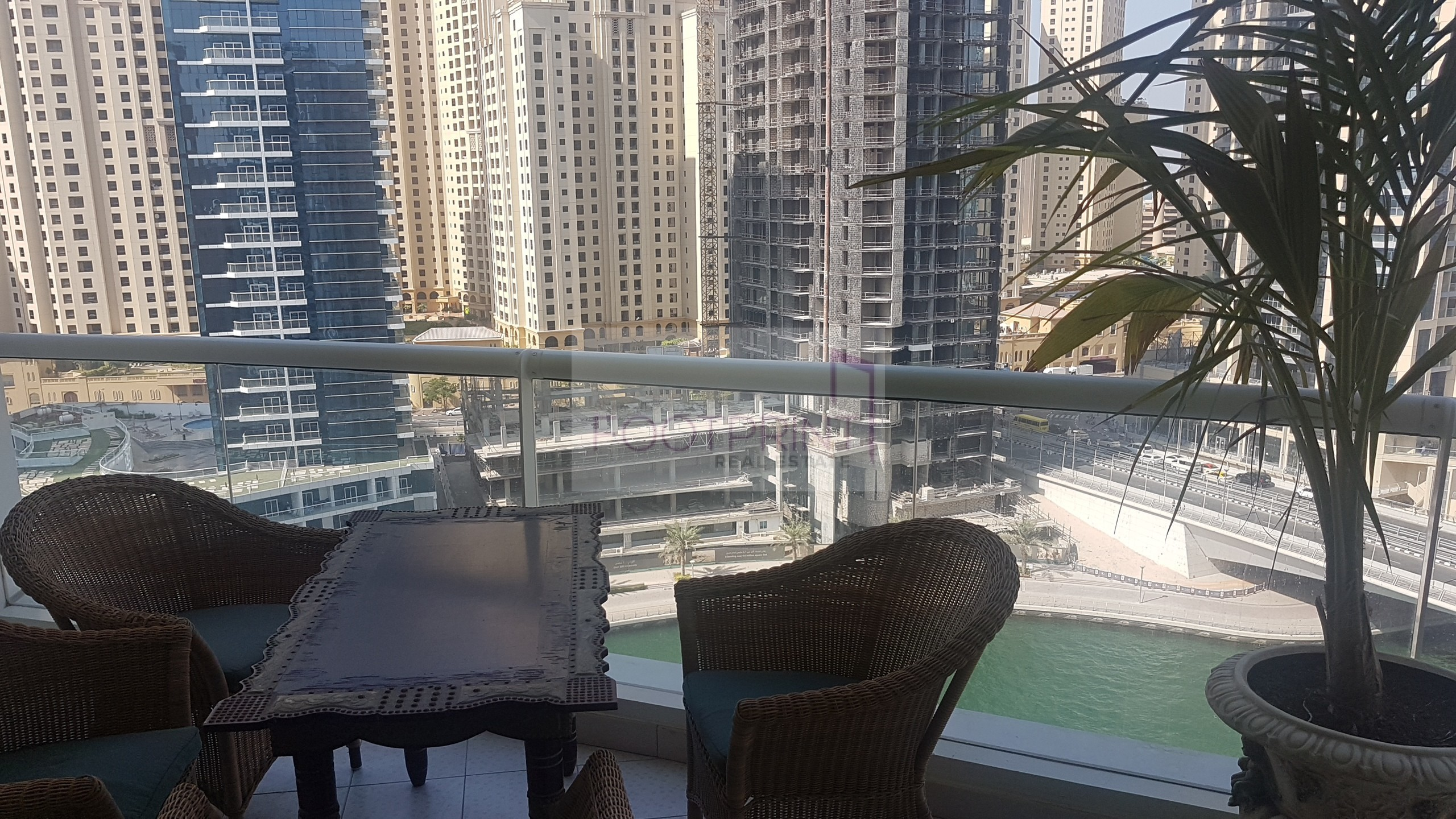 Full Marina View Furnished Or Unfurnishe