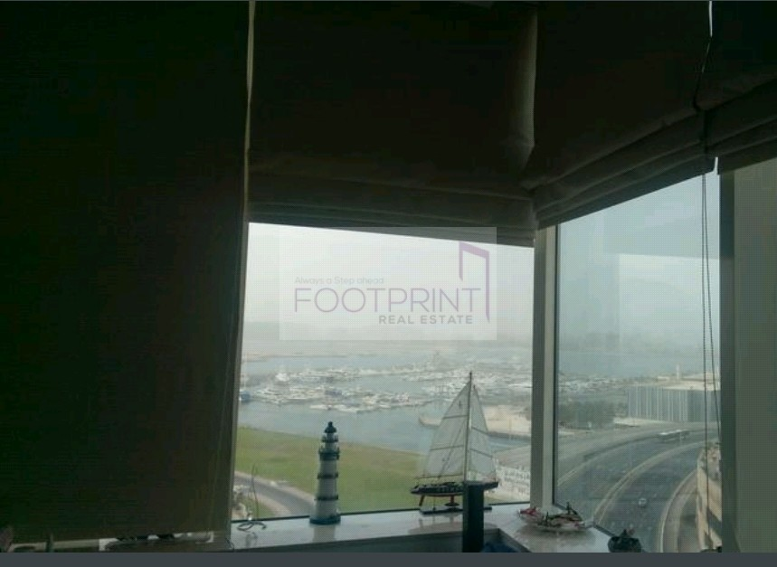! Beautiful 1BR With Sea View Good Tower