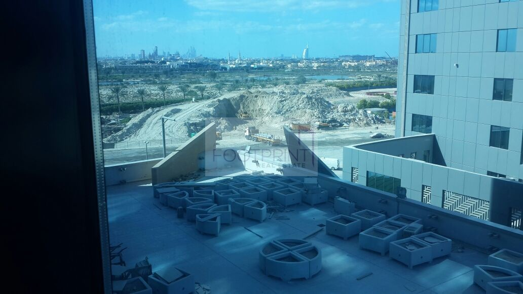 Burj Ul Arab View Fitted Office 4 Rent!