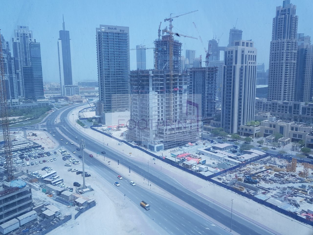 Fitted Space       Burj View      Fitted