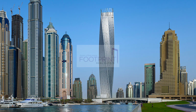 Marina view   Hot Deal   Fully Furnished