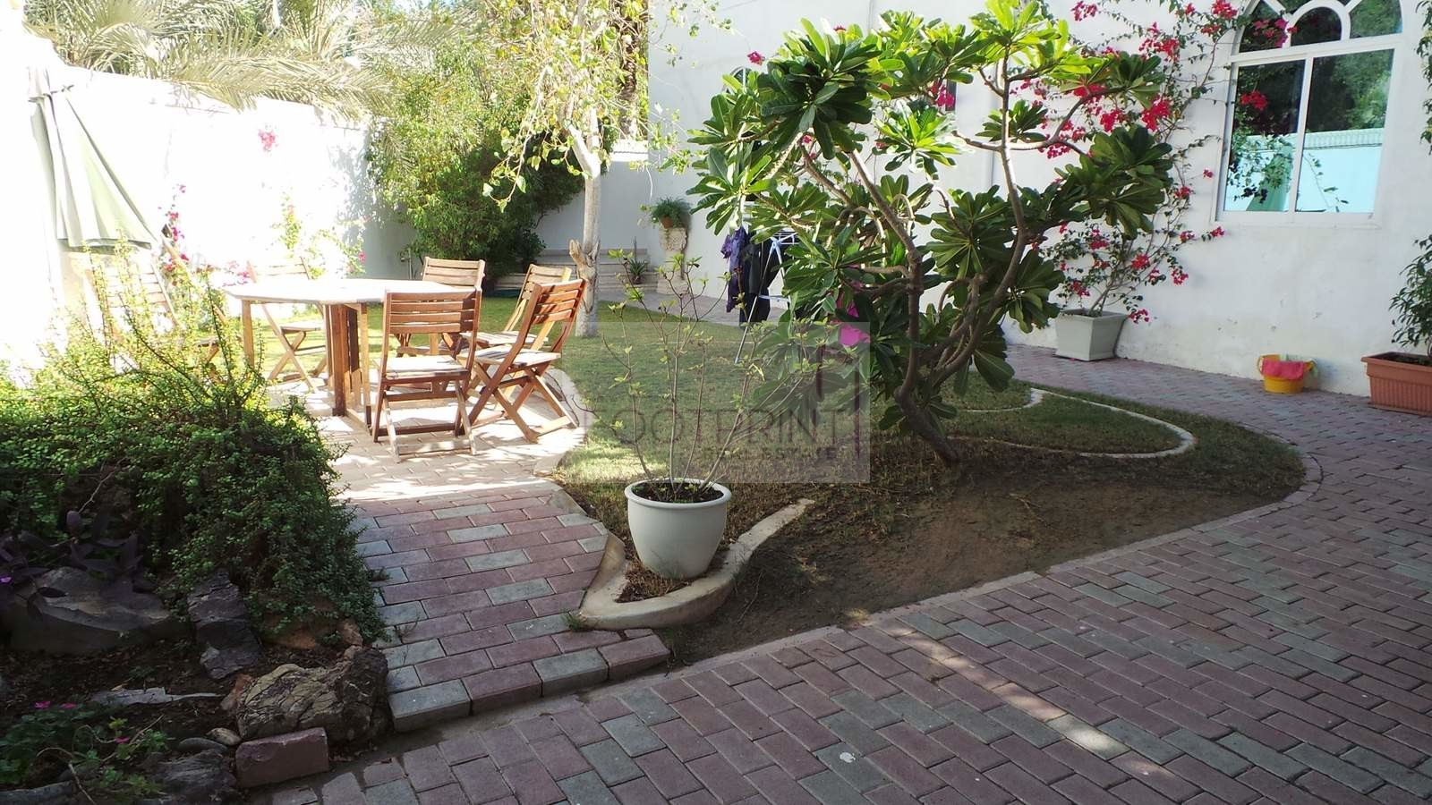 DEWA INCLUDED | 4 BED VILLA | PVT GARDEN