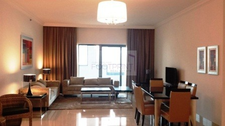 Golden Furnish | 2 BHK | With Burj View!