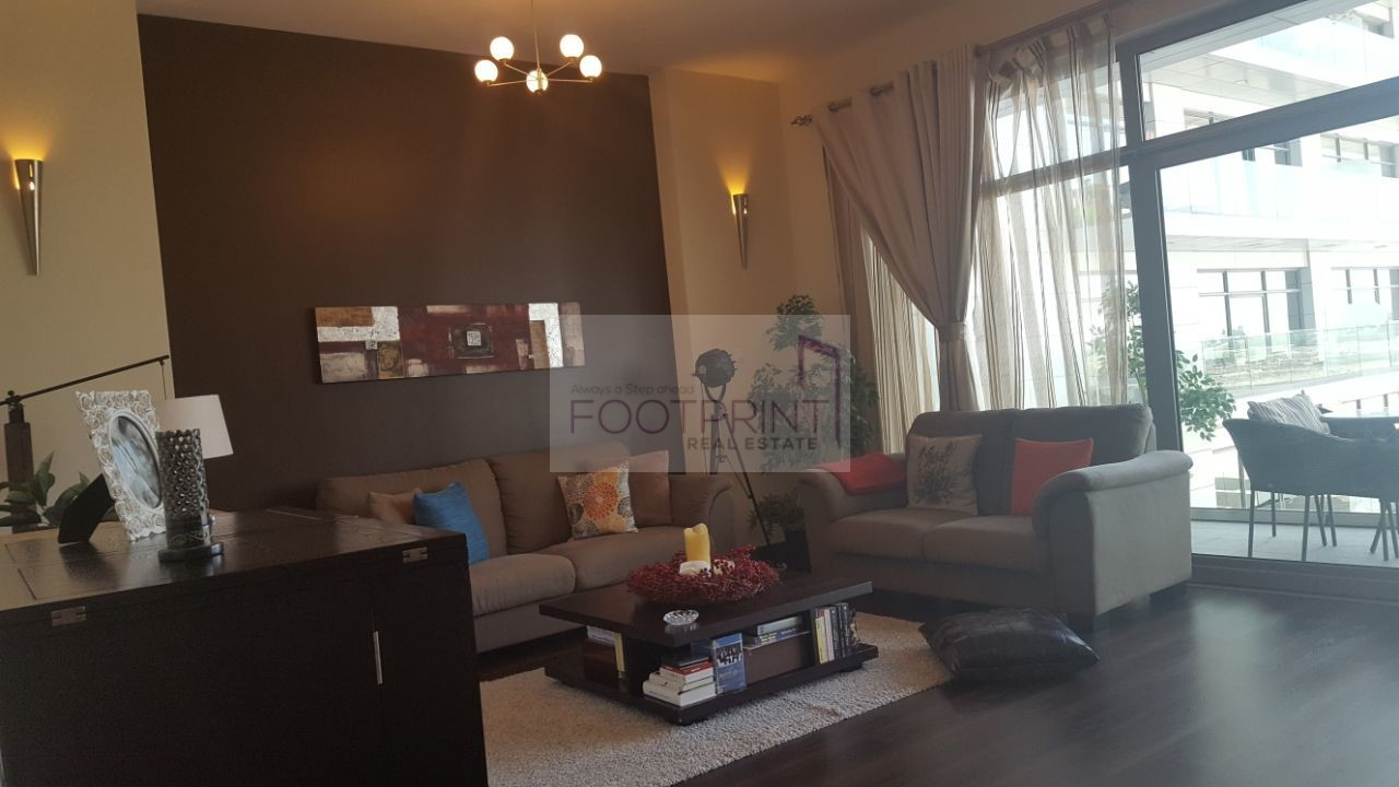 Luxury 1BR Hall Tecom Two Towers Vacant!