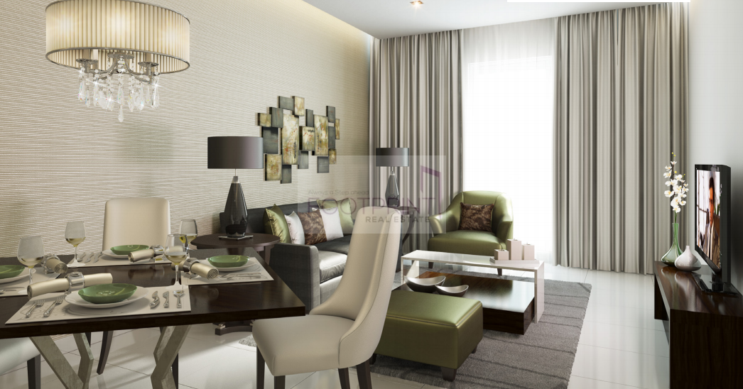 Luxurious Hotel Apartments | with Sharia