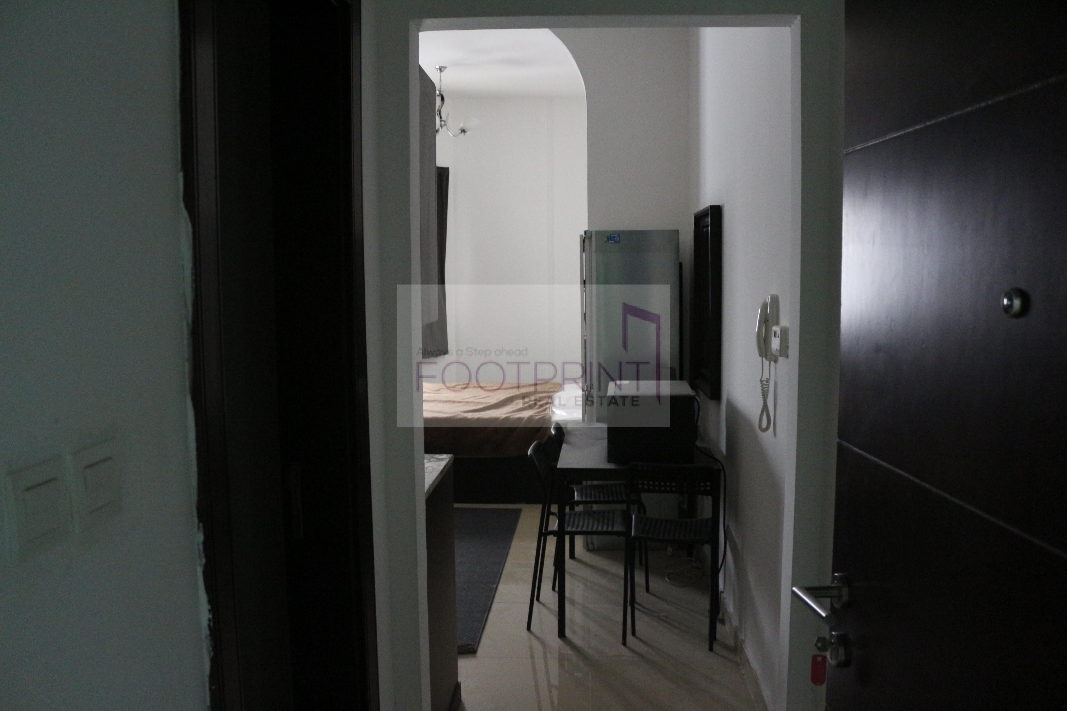 Fully Furnished Studio in Noora building