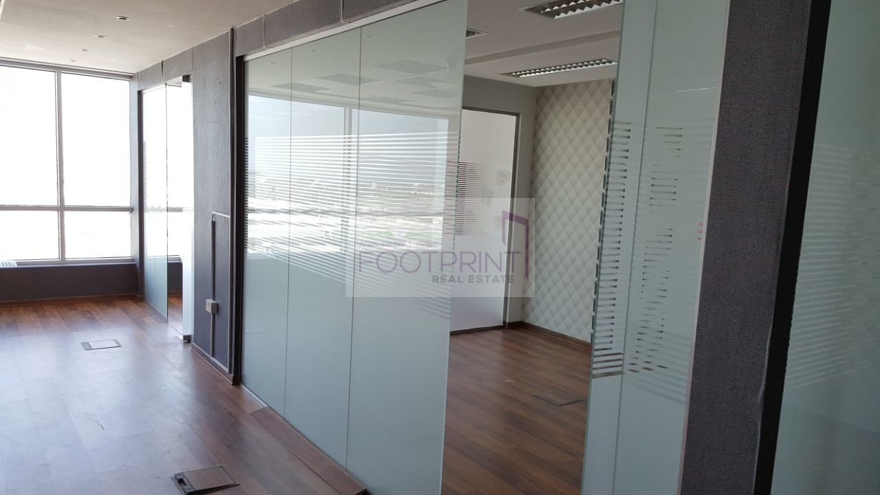Office with Partitions | Chiller Free