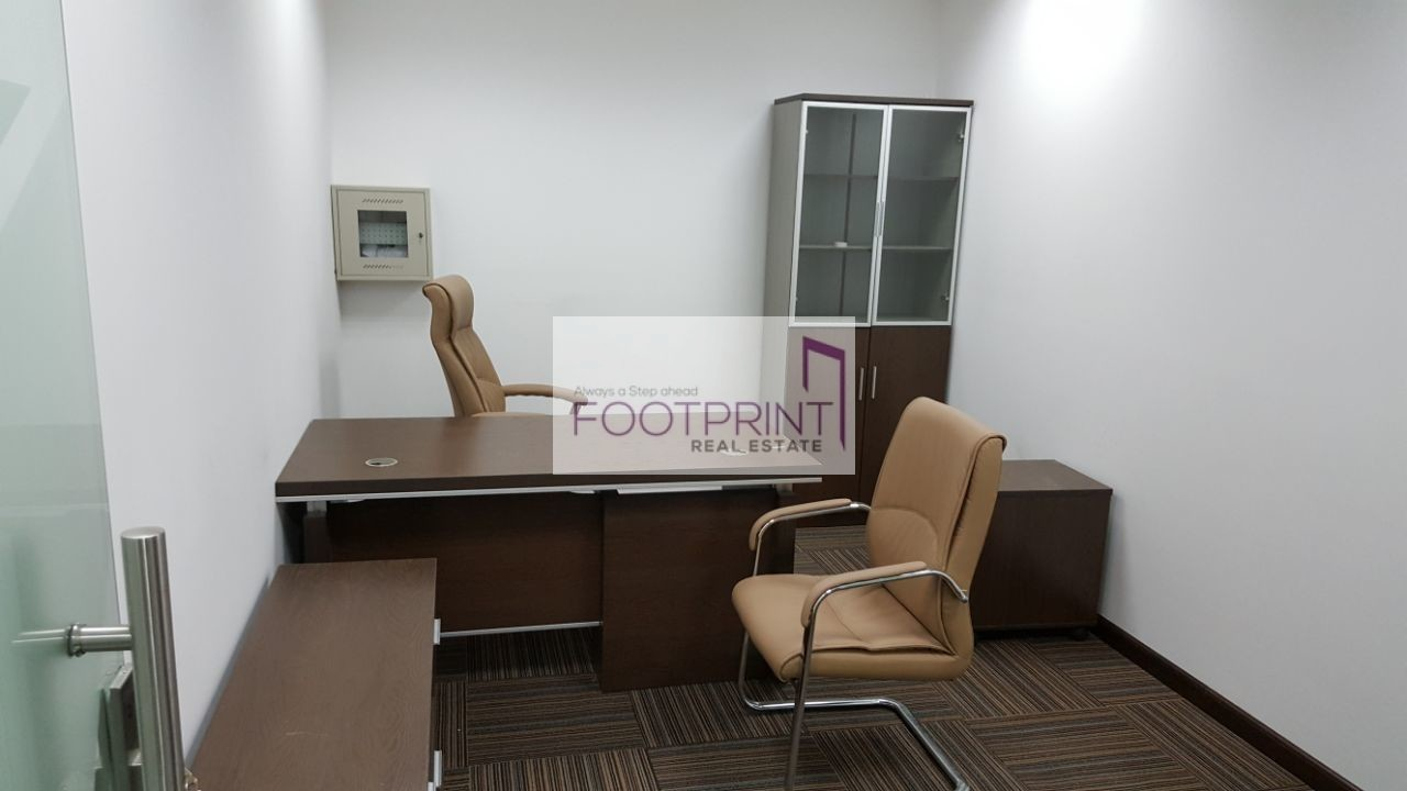 Serviced Office @ 38000 with Sponsorship