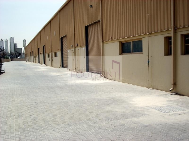 Fitted Warehouse, Tax Included,4 Storage