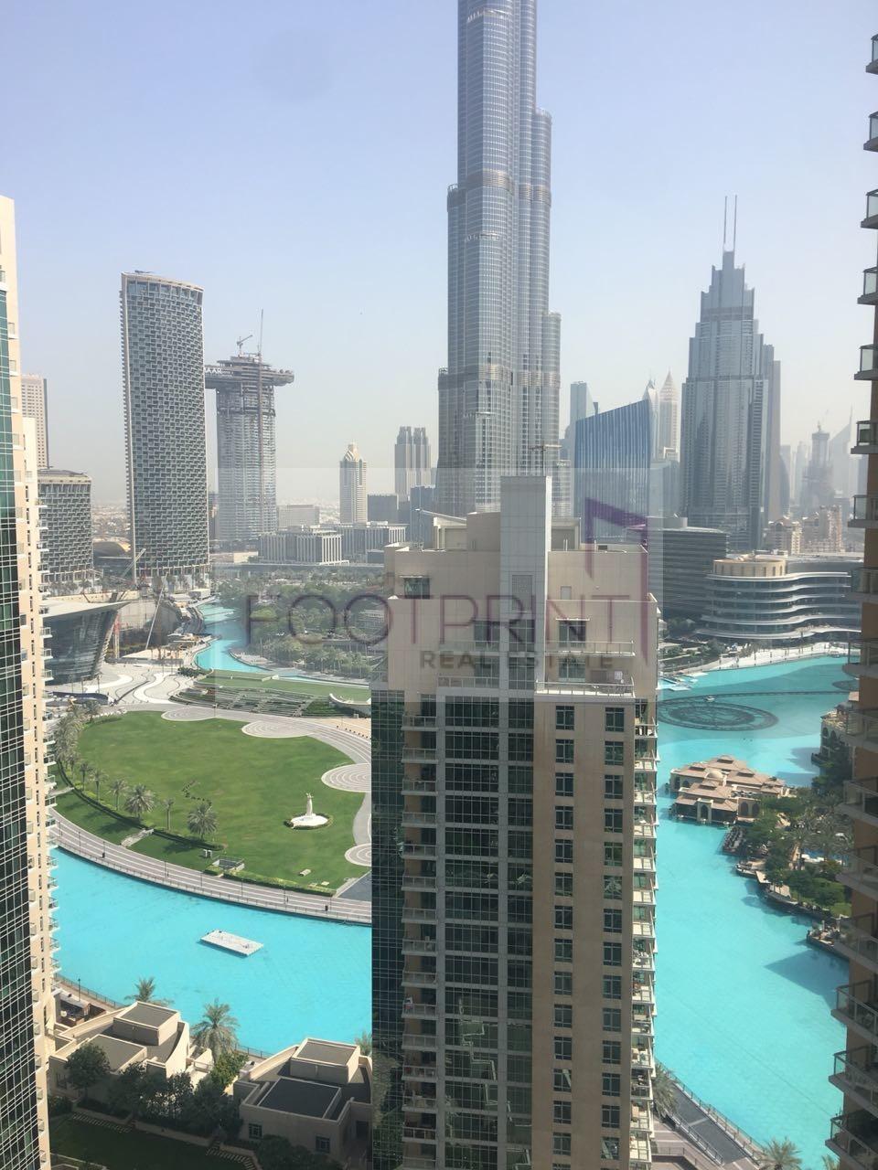 (3br)Full Burj Khalifa and Fountain View