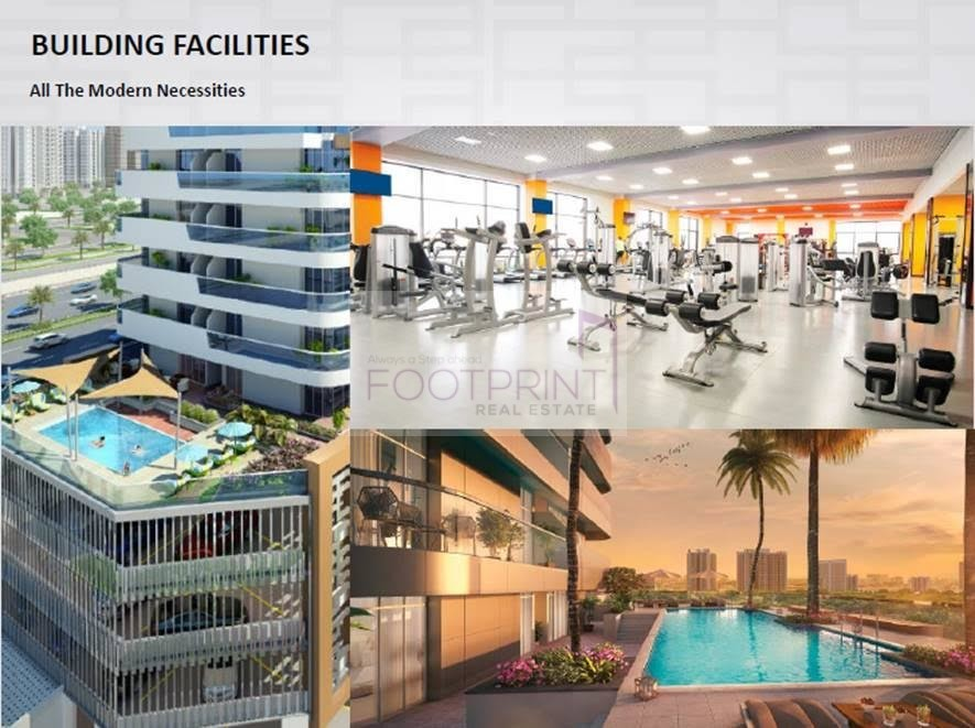 Luxury Apts In Sports City With High ROI