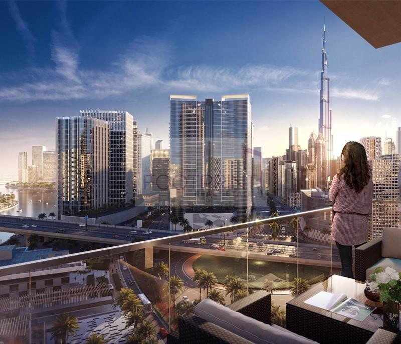 |Panoramic Burj and Canal Views Luxury |