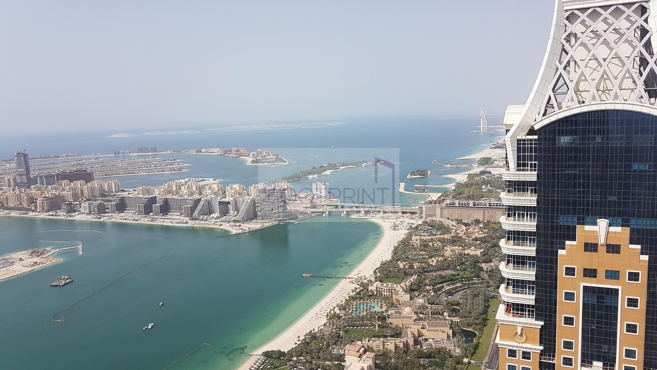 HighFloor Spacious 2Br Penthouse+Terrace