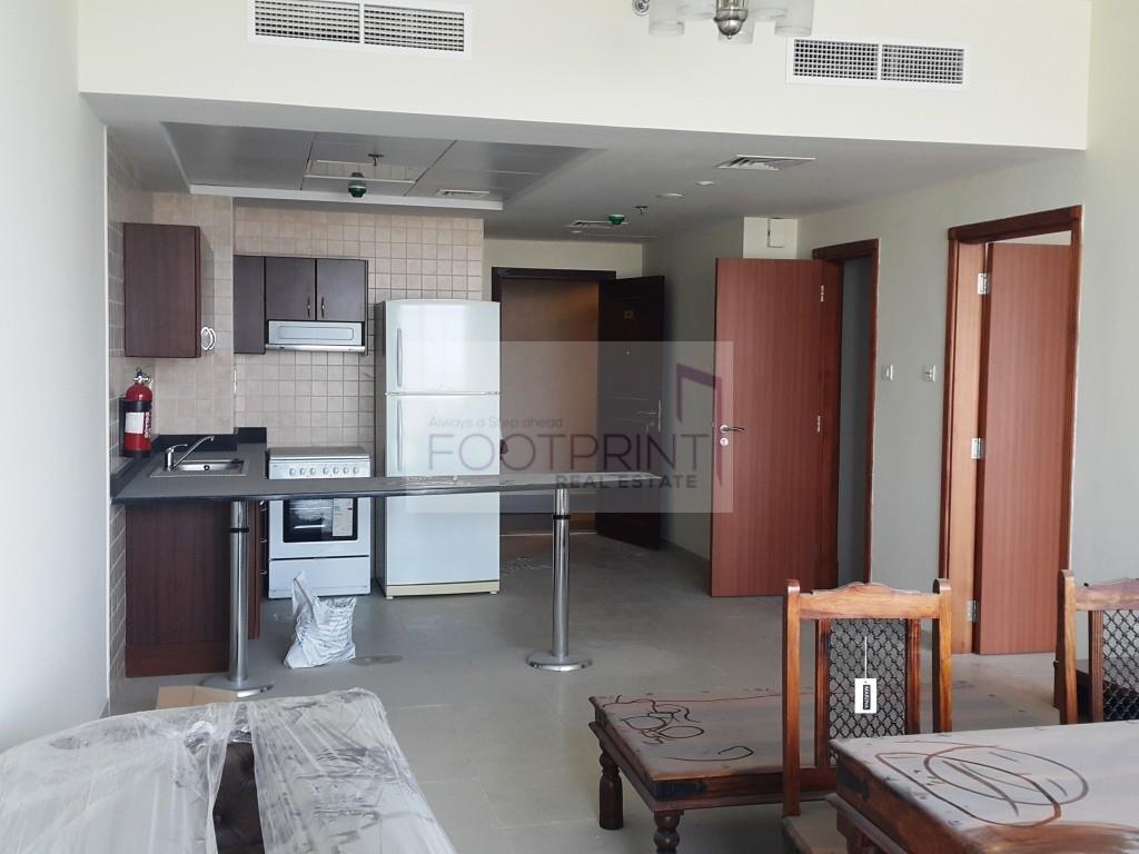 Luxury | 1BHK | Villa View | Rented 65k