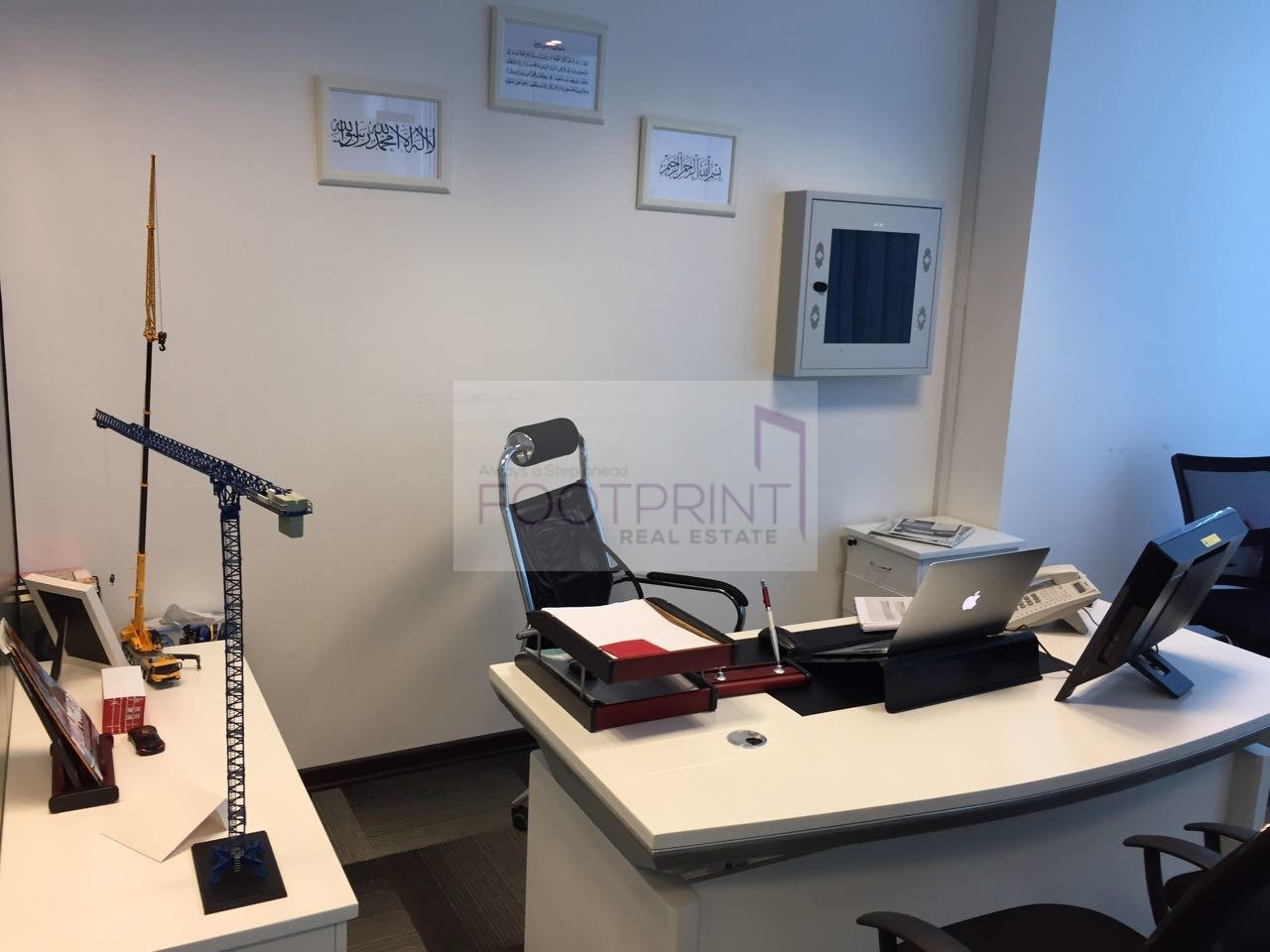 Furnished Office Burj Ul Arab  Lake View