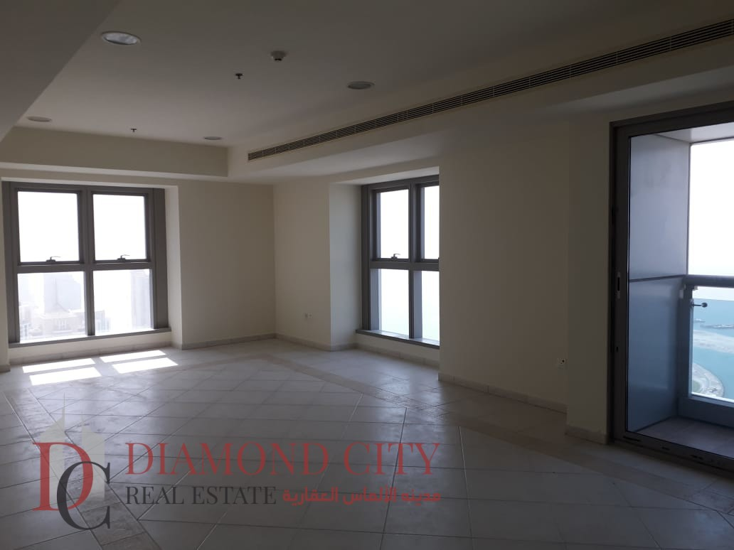 Hot Offer Vacant 3BR+Maid Full Sea View
