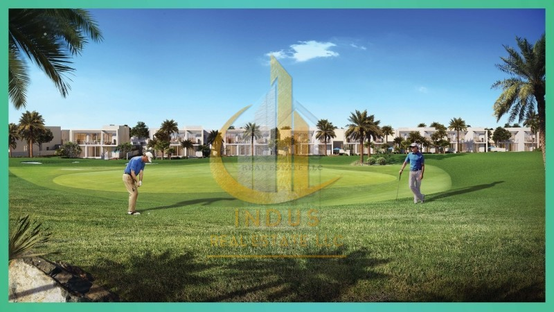5BR Golf Links | Move in a golf course gated community