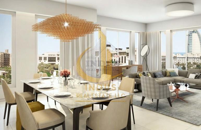 Luxury Apt|Nr Souk Madinat|Overlooking Burj Al Arab
