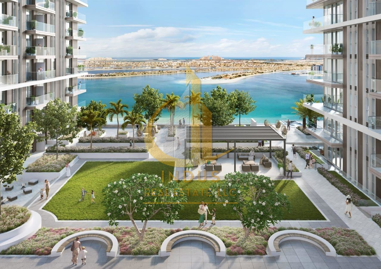 #StaySafe | Paradise Living at Beach Isle by EMAAR
