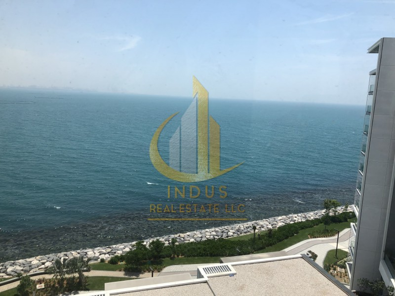 #StaySafe | Panoramic Sea View! |2BR+M| Bluewaters