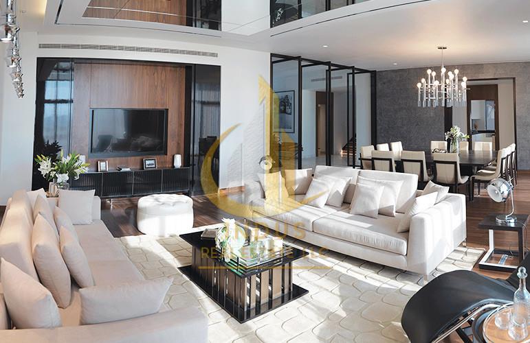Furnished VD2 Damac Villas | Cash/Mortgaged Offer