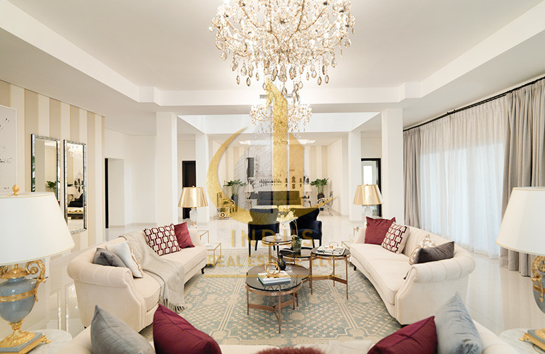 World Class Royal Golf Villas for Only AED575/SqFt