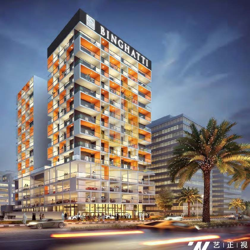 First Freehold Building in DSO Easy Payment Plan