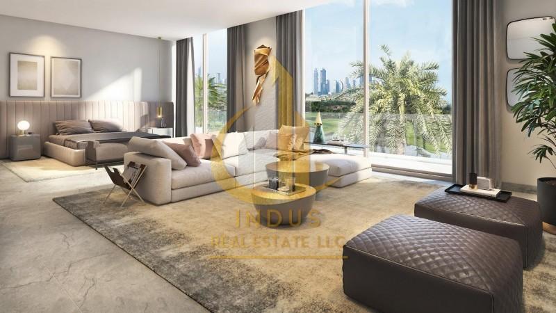StaySafe|Exquisitely Designed Golf Villas By EMAAR