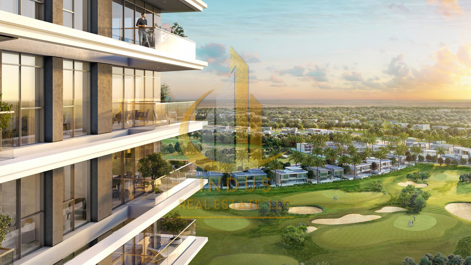 Golf Community Luxury Apartment|60/40 Payment Plan